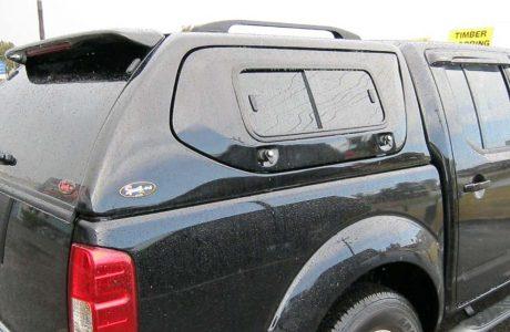 Nissan Navara & 4x4 Canopies Perth | Sports Range 4x4