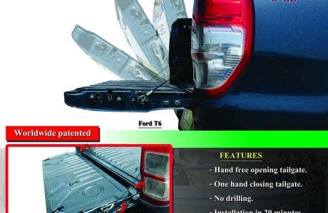 tailgate lift -