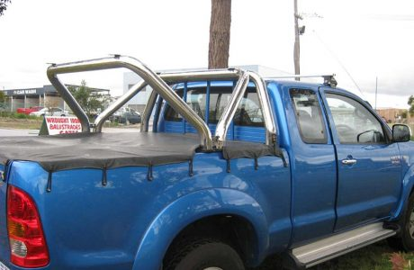 Roll Bars Perth Sports Range 4x4