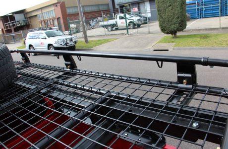 unboltable side roof rack
