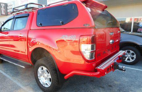Ford Ranger a