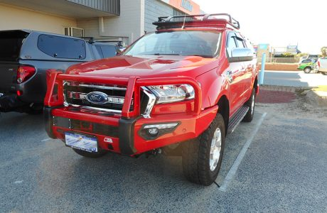 Ford Ranger d