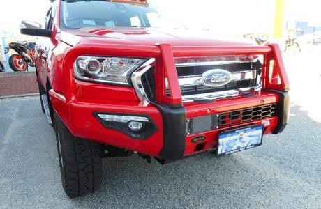 Ford Ranger e