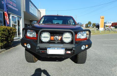 Holden Colorado a